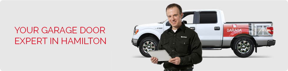 Banner Your Garage Expert in Hamilton