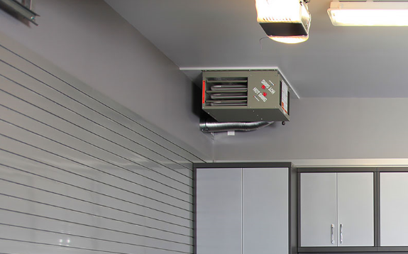 Keep your garage cool
