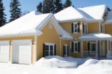 How to measure your garage door's thermal resistance