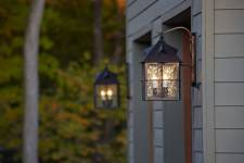 Perfect outdoor lighting