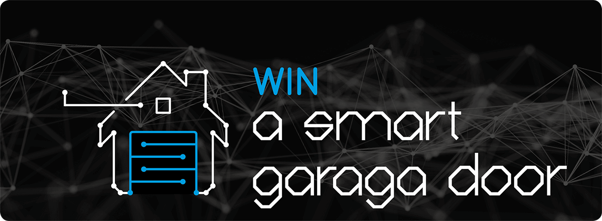 Win a smart Garaga door contest